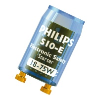 Elektroniska Glimtändare 18-75w Philips S10-E Singel