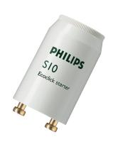 Standard Glimtändare 4-65W Philips S10 Ecoclick Singel