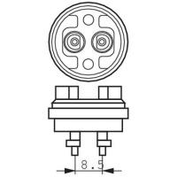 Philips CDM-R111 70W 942 GX8.5 24D (MASTERColour)