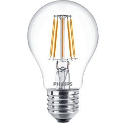 Philips LED Filament 4,3W (40W) E27 827 Ej dimbar