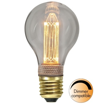 Normallampa 2,3W Dimbar LED New Generation 70lm E27