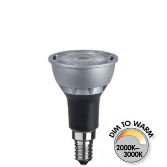 Spotlight Par16 7W (50W) Dimbar LED COB Dim to Warm 370lm E14
