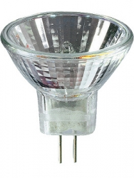 Halogenlampa MR11 (GU4) 12V Halo energy, 28W-30° (=35W)