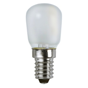 Päronlampa 1,3W (10W) Filament Matt LED 90lm E14