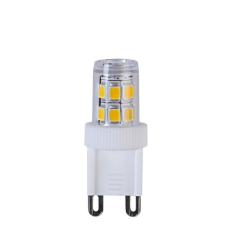 Stiftlampa 2,3W (23W) LED G9 25.000 tim