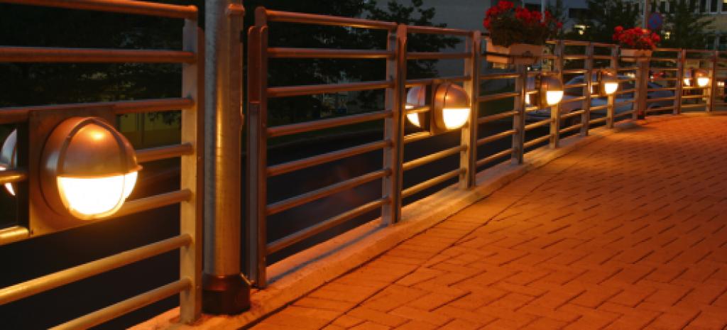 Exteriörarmaturer LED