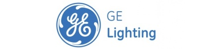 GE Lighting logo lampguide