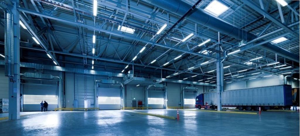 Industriarmaturer LED