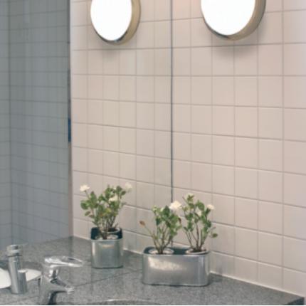 Kök och badrumsarmaturer LED, för våtutrymmen