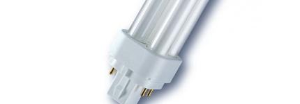 Kompaktlysrör Sockelguide