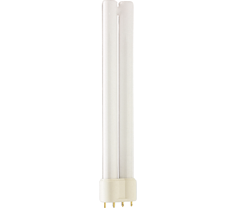 Kompaktlysrör PL-L 4-stift 2G11, 18W-827