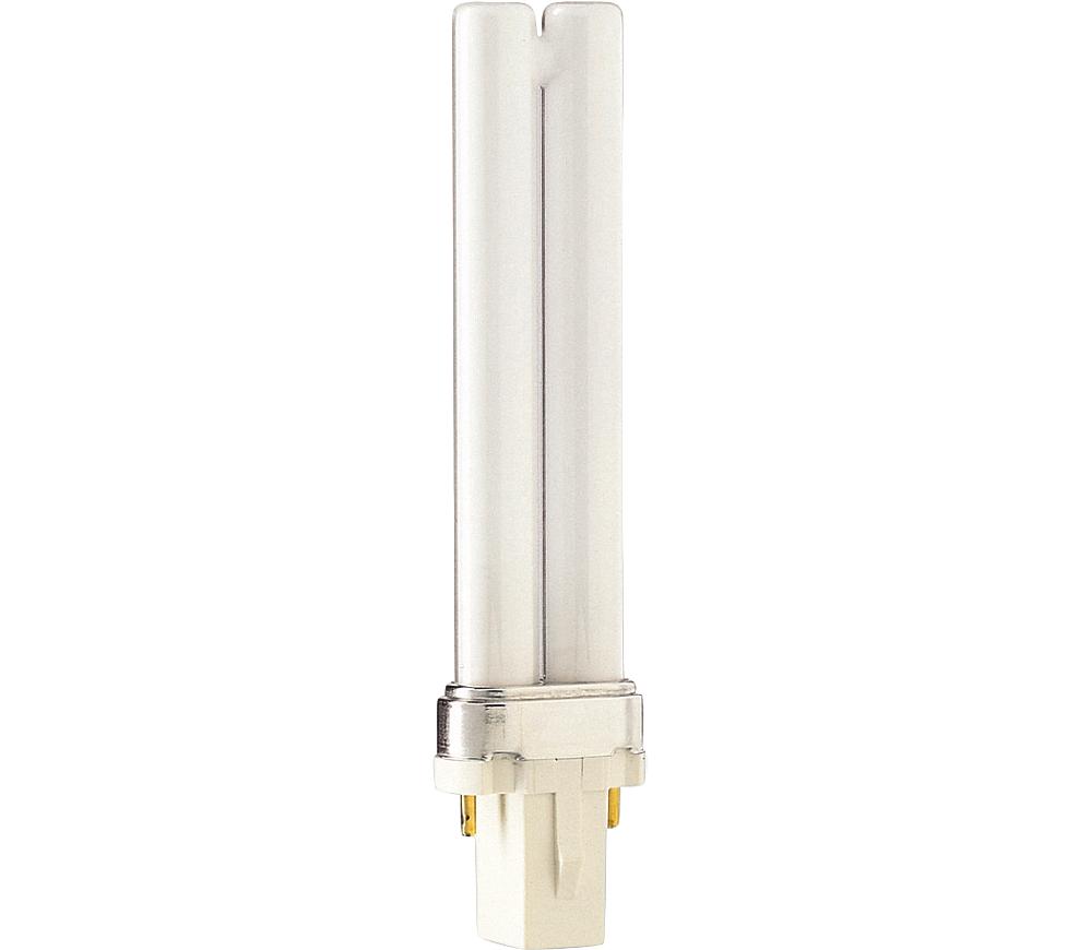 Kompaktlysrör PL-S 2-stift G23, 7W-827