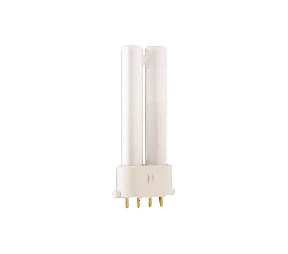 Kompaktlysrör PL-S/E 4-stift 2G7, 5W-840