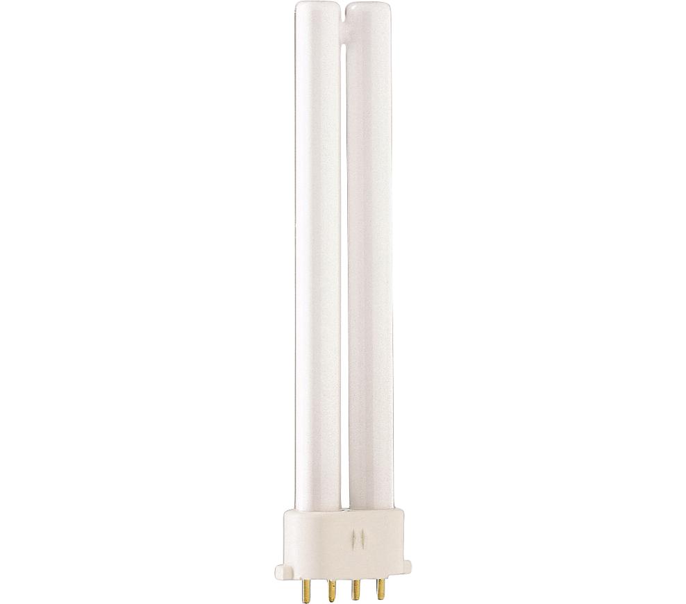 Kompaktlysrör PL-S/E 4-stift 2G7, 9W-827