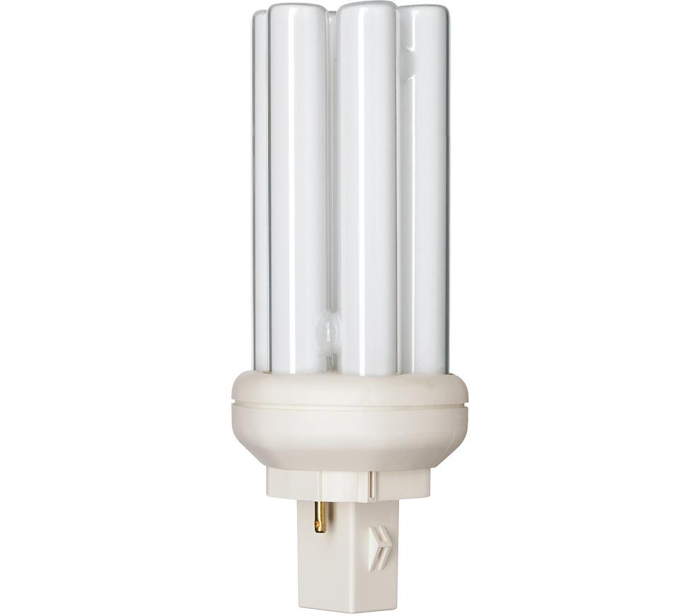 Kompaktlysrör PL-T 2-stift GX24d-2, 18W-827