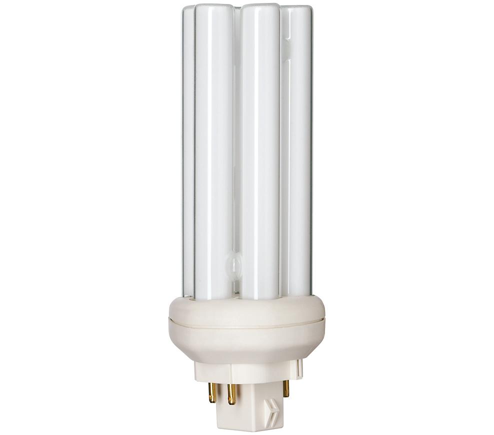 Kompaktlysrör PL-T/E 4-stift GX24q-3, 26W-840