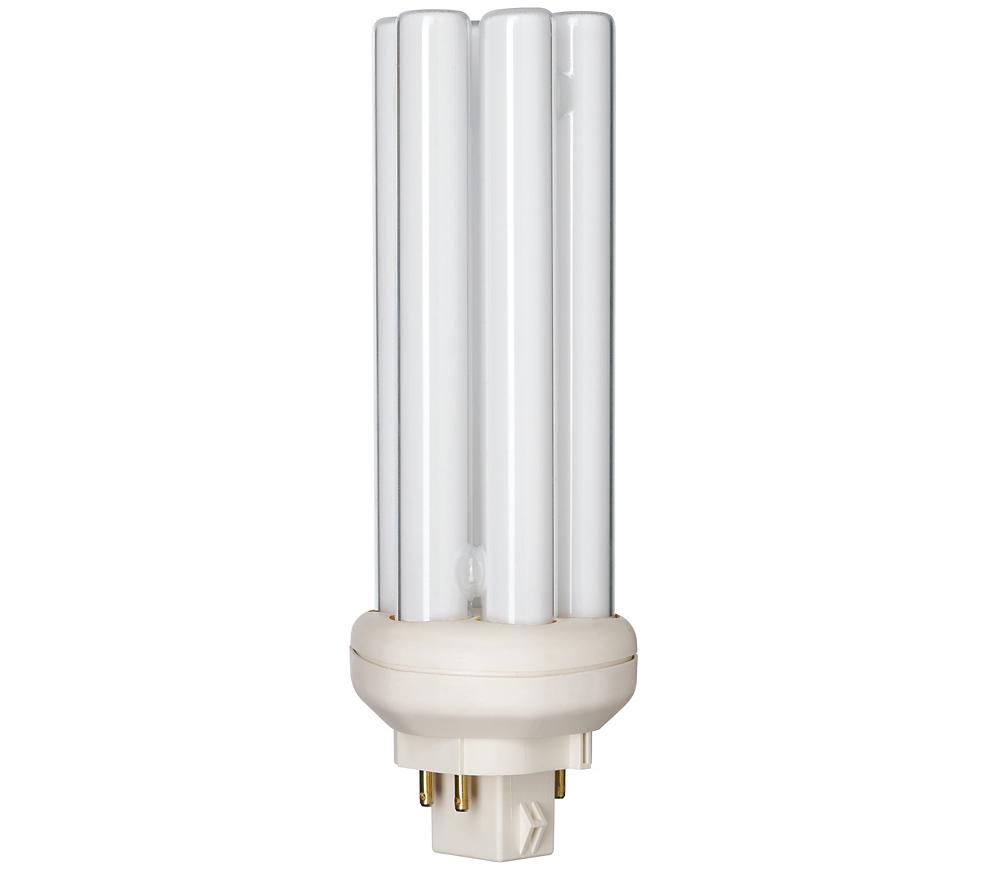 Kompaktlysrör PL-T/E 4-stift GX24q-3, 32W-830