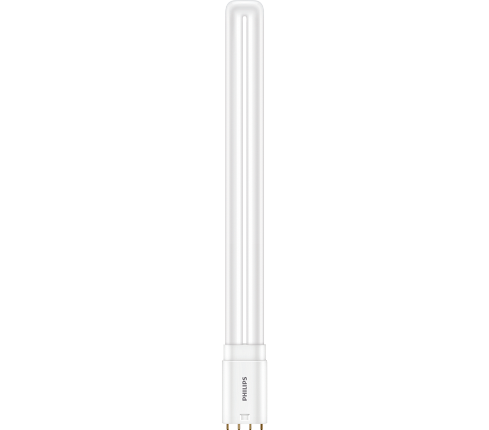 Philips LED 2G11 Kompaktlysrör 16,5W / 840 (Ersätter: 36W 2G11)