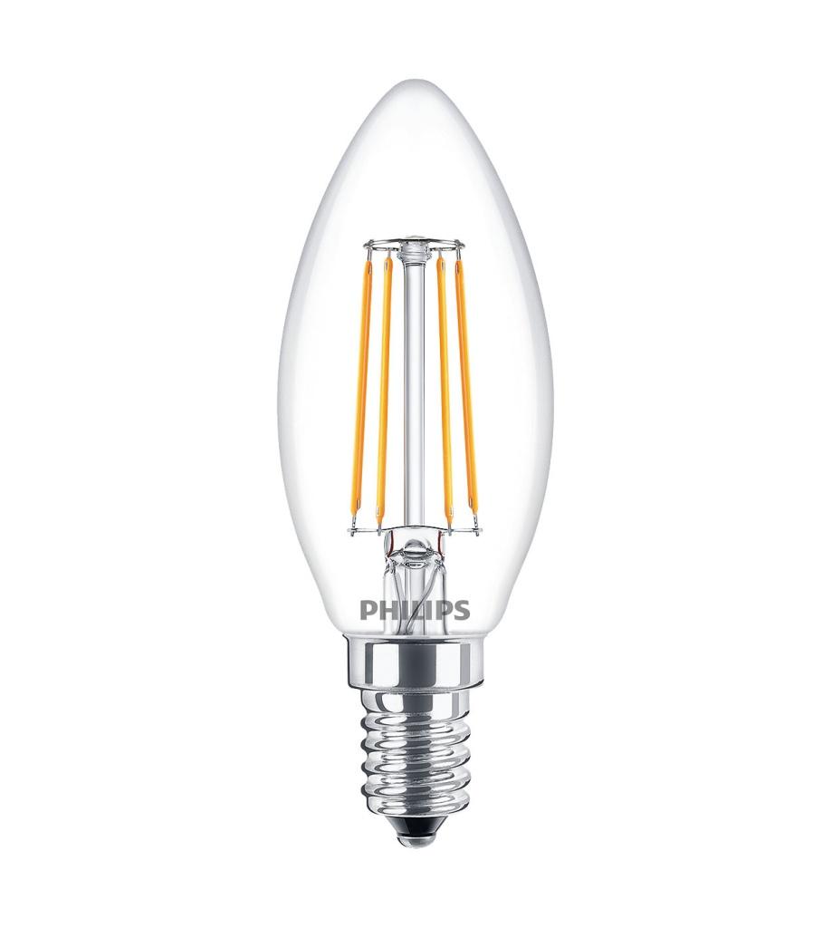 Philips LED Filament 2,5W (25W) E14 827 Dimbar