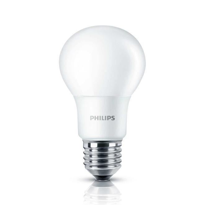 Philips LED lampa 5,5W (40W) E27 827 Dimbar