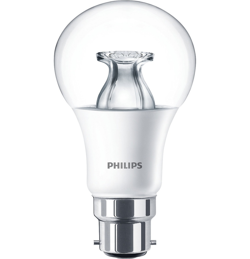 Philips LED Master 6W (40W) B22 827 Dimbar (Dimtone)
