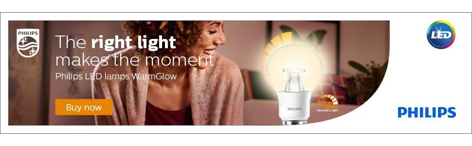 Philips Right Light WarmGlow
