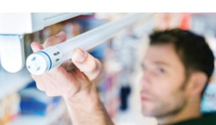 Philips LED lysrör - Stora ekonomiska besparingar