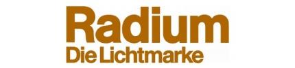 Radium logo lampguide