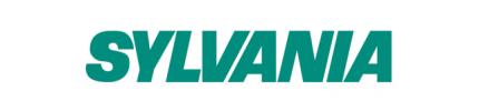 Sylvania logo lampguide