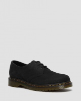 1461 NUBUCK LEATHER BLACK