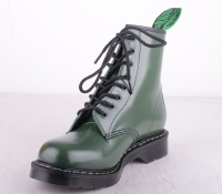 8 Eye Derby Boot Green