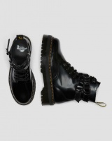 JADON HARDWARE STRAP LEATHER PLATFORM