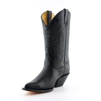 Buffalo Mexican Boots Black