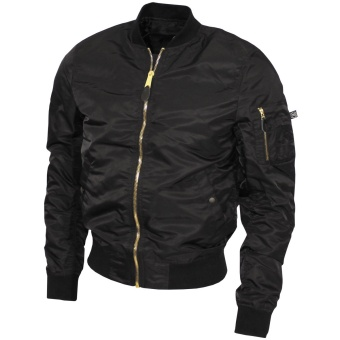 MA1 US Airforce Bomber Black Light