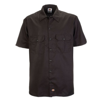 S/S Work Shirt Black 1574