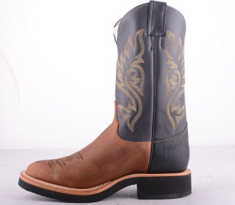 7585 Brown/Black Multi Boot
