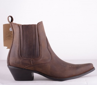 860-9635-112 Low Brown