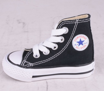 All Star HI Kid Black
