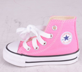 All Star HI Kid Pink