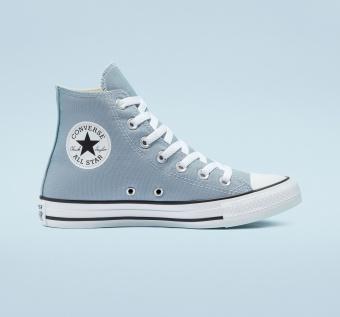All Star Hi Light Grey