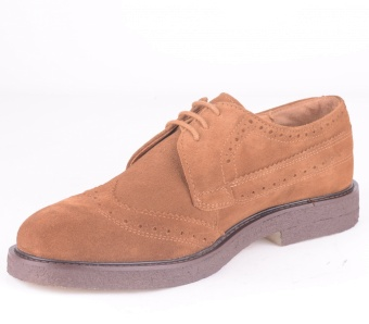 City Original Brogue Cognac 52