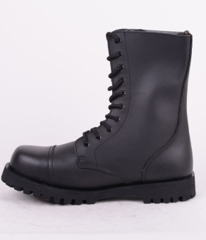 Commando Boots Black 10Eye