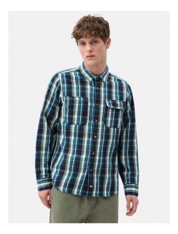 Glenmora Shirt Blue/Green