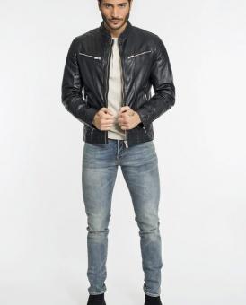 Fred Lambskin Jacket