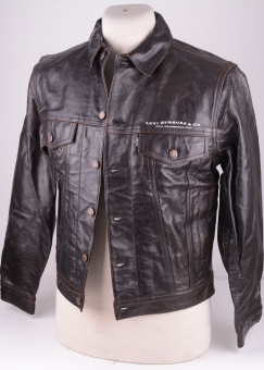 Black Tab 1992 Trucker Version Leather, Size L