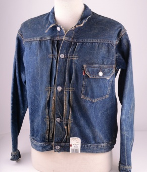 Levi's Type-1 LVC Jacket, Large