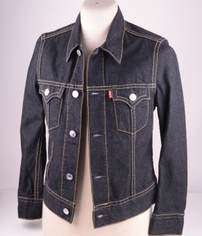 Levi's TYPE-1 Denim Jacket size S