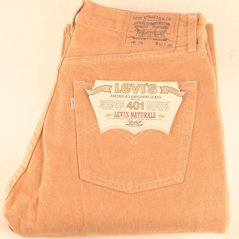 401 Sally Fox Eco Jean from 1993 RARE size 32-32