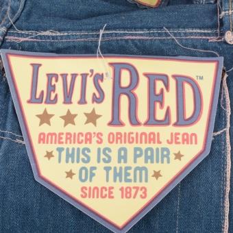 Levi's RED 01725 Cotton/Hemp 29-30