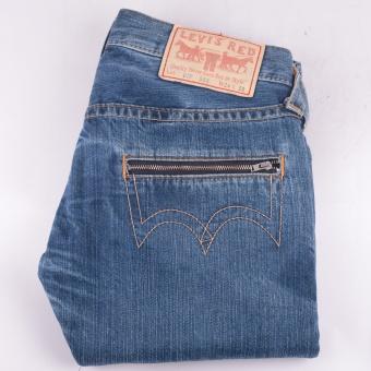 Levi's RED Zip Jean 26-30